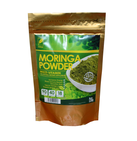MORINGA POWDER 120gr