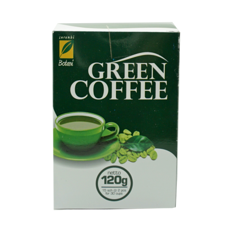 GREEN COFFEE 30 SACHET