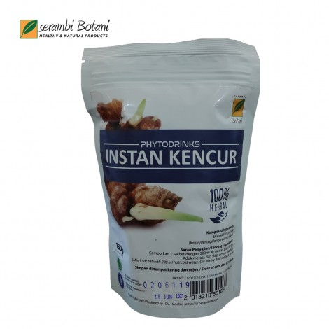 Instant Kencur 160gr Healthy & Natural Products