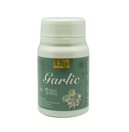Kapsul garlic